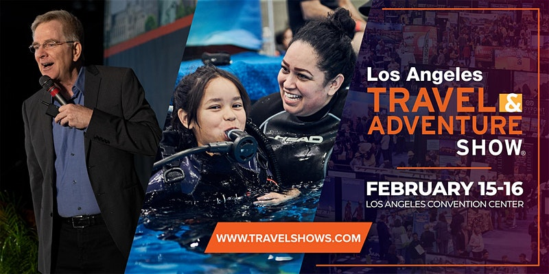 Los Angeles Travel and Adventure Show Speakers